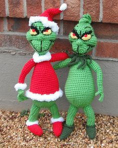 Ravelr:  Mr. Grouch A 2-in-1 Crochet Pattern by Erin Scull  $5.00