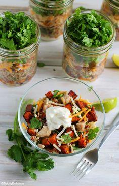 Burrito-Bowl-Mason-Jar-Salade