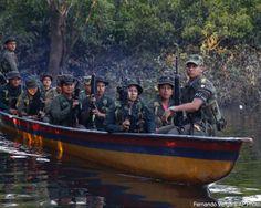 FARC Colombia Peace Deal Ends Half Century War - http://www.morningledger.com/farc-colombia-end-civil-war/1396216/