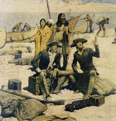 Descendent of Lewis and Clark expedition pushes for a change in history - Yahoo