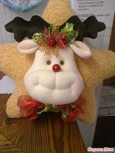 Diy Christmas Decorations Easy, Christmas Tree Toppers, Christmas Time, Christmas Wreaths, Diy And Crafts, Christmas Crafts, Christmas Ornaments, Holiday Decor, Primitive Christmas