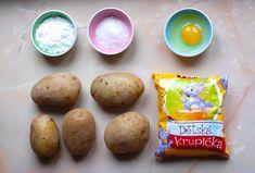 Jak na bramborový knedlík - nezkazitelný recept pro bezradné Food Videos, Eggs, Foods, Breakfast, Chef Recipes, Food Food, Morning Coffee, Food Items, Egg