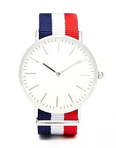 Pour la fête des pères, une montre asos à 34,99€. @asos.frRetrouvez mes idées cadeaux sur les-cahiers-de-louise.com