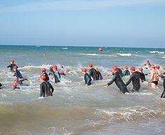 SLSGB 2.5KM Brighton 2015   Open Water Swimming   Photo Georgie Kerr Swimming Photos, Open Water Swimming, Brighton, Sport, Beach, Photography, Outdoor, Deporte, Fotografie