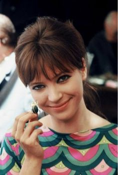 Street Style Before Street Style: Anna Karina | Fashion Magazine | News. Fashion. Beauty. Music. | oystermag.com