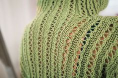 Repose Hooded Tunic - Knitting Patterns and Crochet Patterns from KnitPicks.com by Edited by Knit Picks Staff On Sale