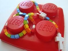 LEGO rosaries! What a great idea! :-)