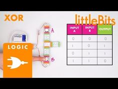 Introduction to Logic: a lesson with littleBits