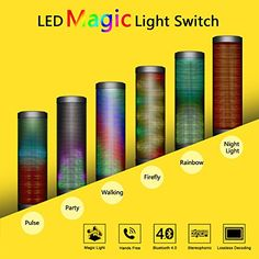 D.M.LIFE Portable Wireless Bluetooth Speaker with 6 Pulse Colorful LED Light Modes Black http://www.findcheapwireless.com/d-m-life-portable-wireless-bluetooth-speaker-with-6-pulse-colorful-led-light-modes-black/