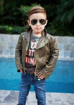 I love this kids style