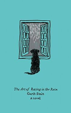 The Art of Racing in the Rain by Garth Stein, http://www.amazon.com/dp/B0017SWPXY/ref=cm_sw_r_pi_dp_6MRmvb0A4ESB7