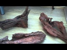 ▶ how to prepare driftwood - YouTube