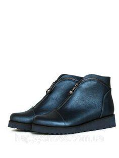 """Купить Ботинки на платформе женские в Запорожье от компании """"HappyShoes"""" - 464826292"""