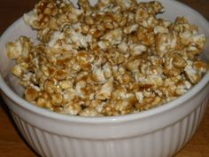 Easy Chewy Caramel Corn: 5 Ingredients and 15 Minutes from Start to Finish