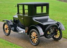1924 Model T Ford Doctors Coupé