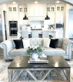 Rustic Farmhouse Living Room Decor Ideas 53