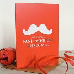 Fantachetic Christmas Greeting Card