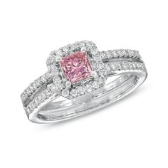 Simple And So Pretty Diamond Engagement Ring Pretty