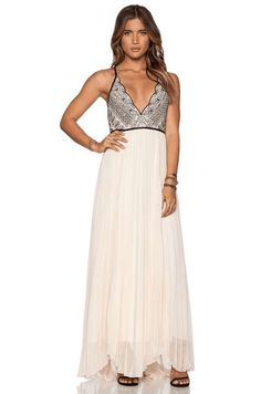 Love the Free People Bell of The Ball Maxi Dress on Wantering.