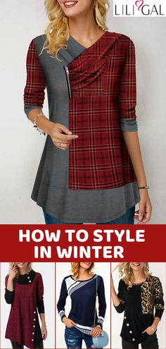 Shop Womens Fashion Tops, Blouses, T Shirts, Knitwear Online New Outfits, Fall Outfits, Cute Outfits, Fashion Outfits, Womens Fashion, Womens Trendy Tops, Winter Outfits Women, Outfit Winter, Blouse And Skirt