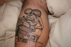 ... tattoo contest » outline-jose-rat-fink-tattoo-flickr-sharing-5575501