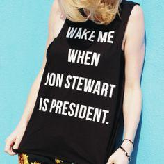 Jon Stewart Tank