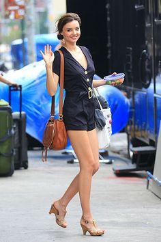 Street Style: A Miranda for All Seasons - Summer