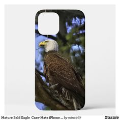 New Iphone, Apple Iphone, Unique Iphone Cases, Artwork Design, Plastic Case, Bald Eagle, Smartphone, Things To Sell