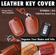 Smart key holder for HYUNDAI and KIA