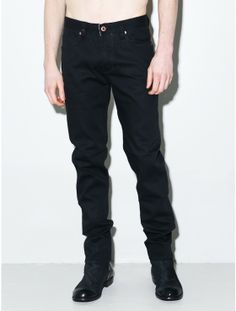 Neuw lou slim jean carbon grey