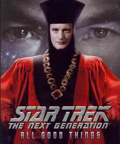 This release from the landmark series STAR TREK: THE NEXT GENERATION presents the multi-part finale to the series, ALL GOOD THINGS.