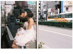 [Oversea Pre-Wedding] 少男少女的婚紗寫真 » 陌生人之眼