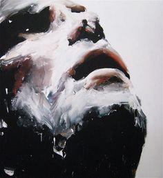 Santiago Ydanez sin título. 2002. acrílico sobre tela y óleo. 220x200cm.