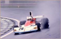 Mark Donohue March 751 British GP 1975