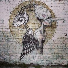 urban street art - Google Search