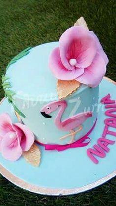 Flamigo cake