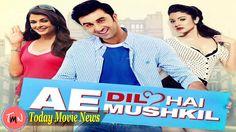 Ae Dil Hai Mushkil - Review | Ranbir Kapoor, Aishwarya Rai, Anushka Shar...