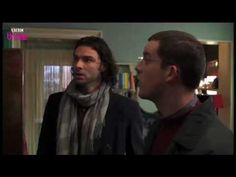Being Human 2 - Deleted Flashback Scene: Hider in the House - BBC Three >> Mitchell: You go, you're stockier! George: I'm not stocky. >> LOL!