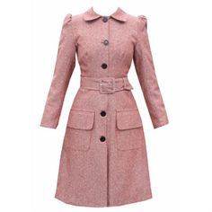 Forties coat from Tara Starlet via Sivletto