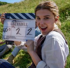 Millie Bobby Brown, Movies And Series, Enola Holmes, Film Serie, On Set, Dream Life, I Movie, My Idol, Behind The Scenes