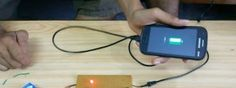 DIY: How to make your own Portable Phone Charger
