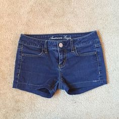 AEO shorts Iost a little bit of stitching but doesn't harm the shorts at all American Eagle Outfitters Shorts