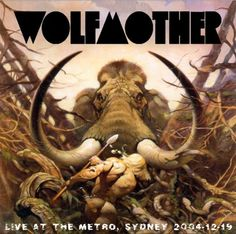 Wolfmother - 2004 - Live at The Metro, Sydney - gatefold