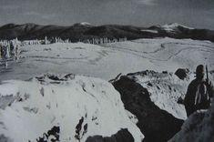 Karpaty zimą 1914 r.