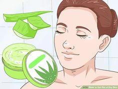 4 Ways to Get Rid of Dry Skin