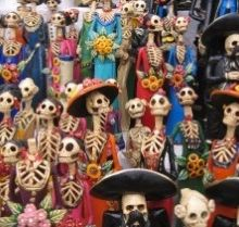 Día de los Muertos Across the Americas // Roger Thayer Stone Center For Latin American Studies at Tulane University
