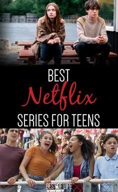Best Netflix Series for Teens