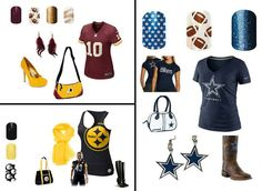 Are you and your nails ready for football season?? Check out Jamberry nails wraps today! http://jammintime.jamberrynails.net