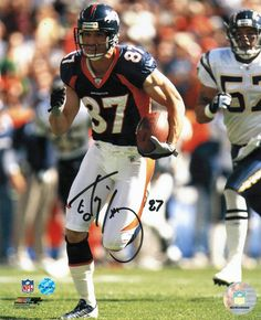 Ed McCaffrey -Contact your favorite celebrities free at StarAddresses.com