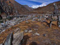 First Gokyo Lake-Gokyo Trek-Nepal